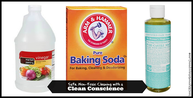 Safe, Non-toxic Cleaning With a Clean Conscience