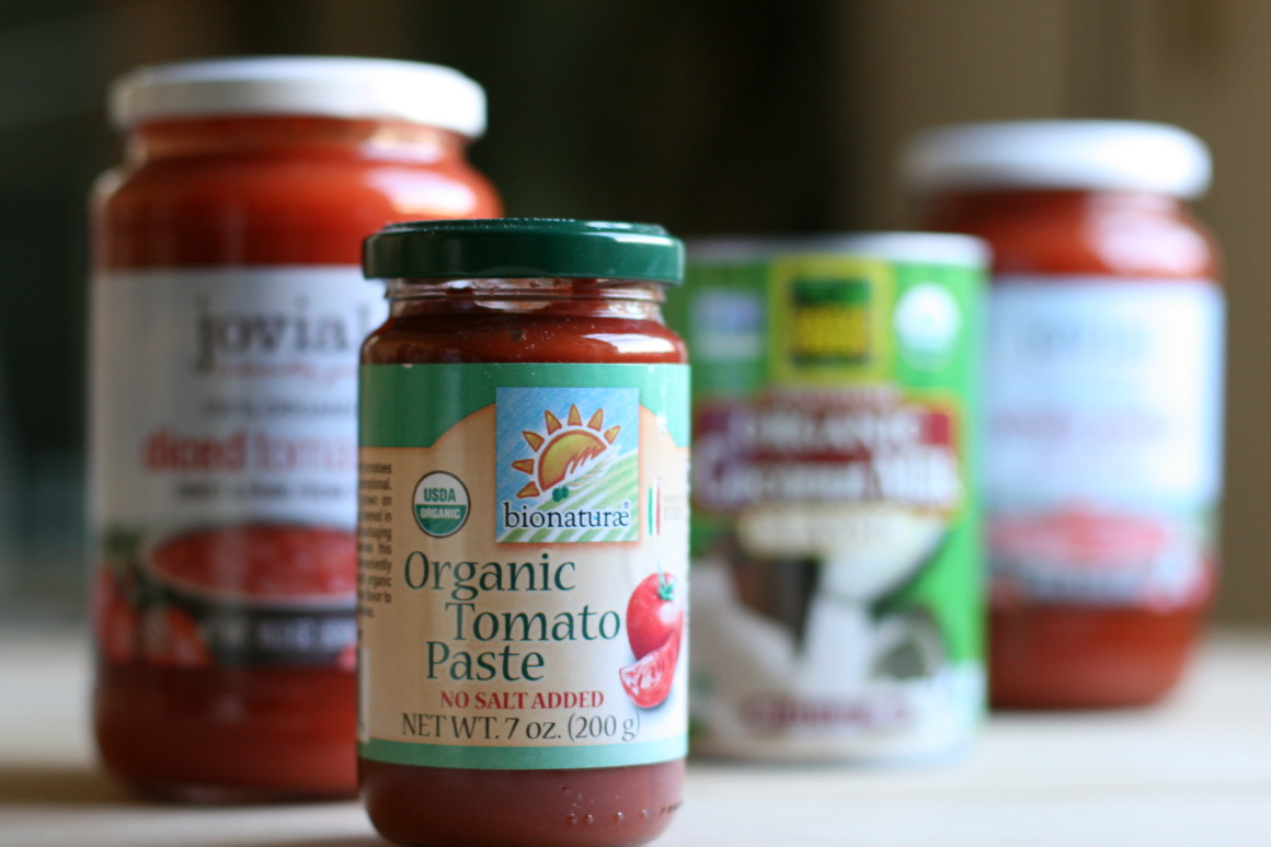 3 Tips for Stocking Your Pantry