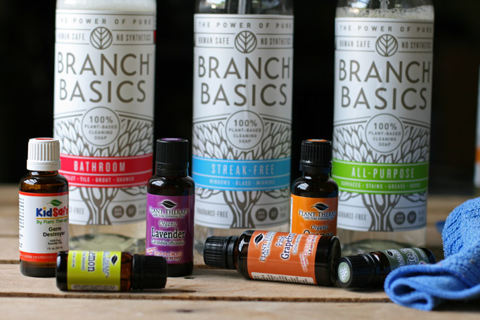 3 of the Easiest DIY Natural Cleaners Ever