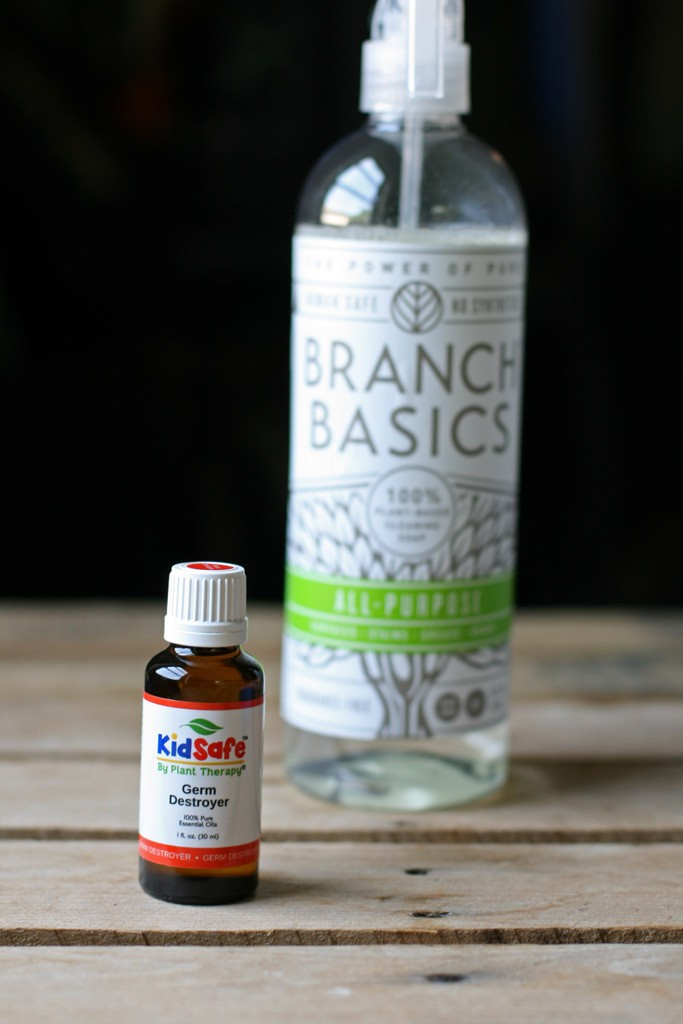 Simplify your spring cleaning with non-toxic products like essential oils. Here are the top 5 essential oils for spring cleaning that are also safe to use around kids.