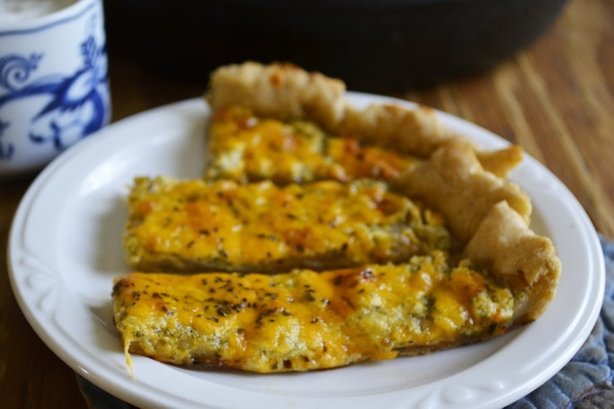 This gluten-free garlic and ranch cheesy bread is easy to whip up for lunch or dinner and the crust is a wonderful texture -- it's hard to tell it's gluten-free!